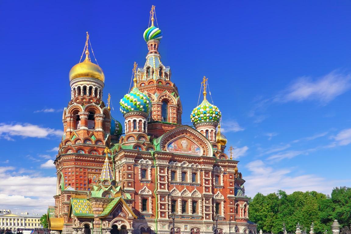 Kulturrejse til Skt. Petersborg