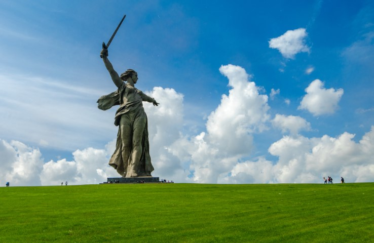 Flodkrydstogt på Volga: Moskva – Astrakhan